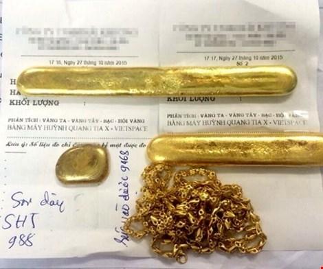 Tốn vài triệu đồng là biết vàng giả, vàng thật? - 2