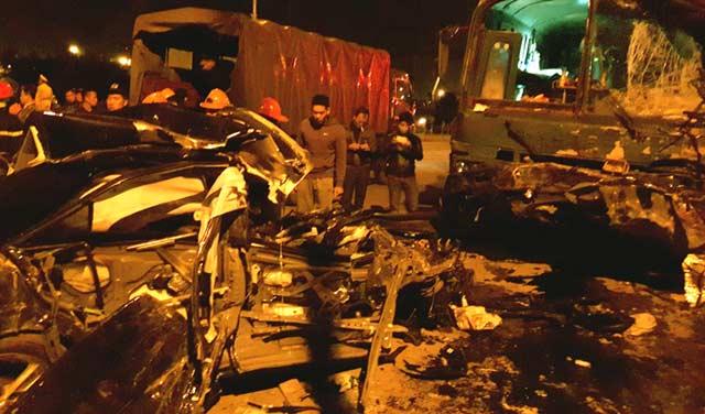 """Lời khai của chủ """"xe điên"""" gây tai nạn ở Quảng Ninh - 1"""