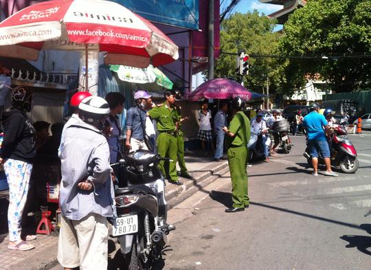 Giang hồ Hải phòng đi đòi nợ gây náo loạn Sài Gòn - 1