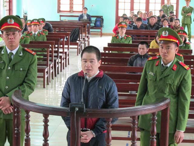 """Trùm ma túy Tàng Keangnam """"bật"""" lại tòa khi bị vặn hỏi - 1"""