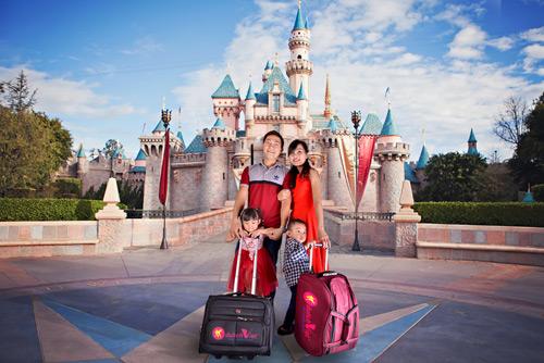Trẻ em được miễn phí đi tour nước ngoài dịp tết - 2