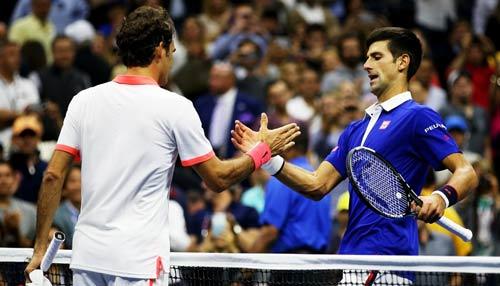 Kinh điển Djokovic - Federer hay nhất 2015 - 3