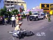 Tin tức trong ngày - Gây tai nạn liên hoàn, Viện trưởng VKS say không biết gì!