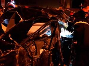"""Tin tức trong ngày - """"Xe điên"""" gây tai nạn liên hoàn, 6 người thương vong"""