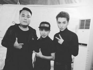 """Giải trí - Rapper LK: """"Hiếm ai xuất sắc như Sơn Tùng"""""""