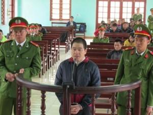 """An ninh Xã hội - Ảnh: Xử trùm ma túy Tàng """"Keangnam"""" từ trại tạm giam"""