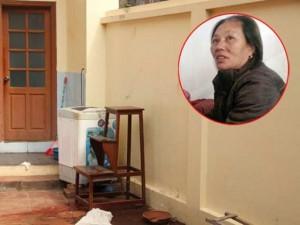An ninh Xã hội - Thảm án ở Thạch Thất: Phút giáp mặt kẻ giết chồng, con