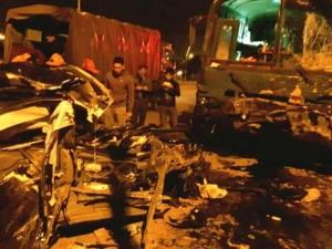"""Tin tức trong ngày - Lời khai của chủ """"xe điên"""" gây tai nạn ở Quảng Ninh"""