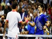 Thể thao - Kinh điển Djokovic - Federer hay nhất 2015