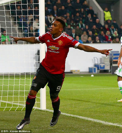 Wolfsburg vs Man utd - 4