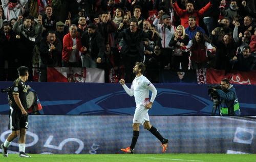 video Sevilla vs Juventus - 1