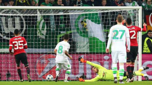 Video MU vs Wolfsburg - 1