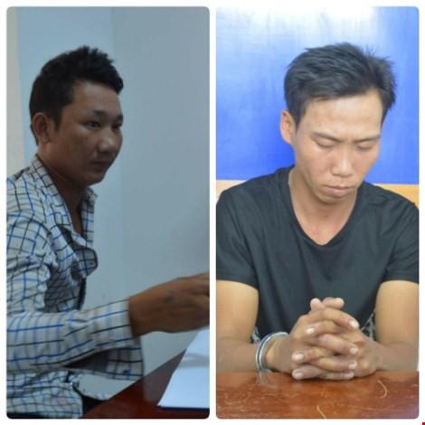 Bắt 2 nghi can cướp, hiếp khiến một phụ nữ tử vong - 1