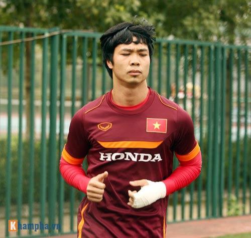 U23 Việt Nam: Tuấn Anh tập riêng, Công Phượng đau tay - 6