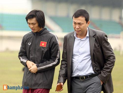 U23 Việt Nam: Tuấn Anh tập riêng, Công Phượng đau tay - 9