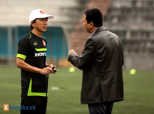 U23 Việt Nam: Tuấn Anh tập riêng, Công Phượng đau tay - 10