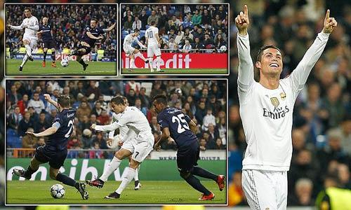 """Ronaldo: Kỷ lục vô nghĩa, """"Bóng vàng"""" quá xa - 1"""