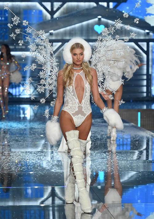 """Video diễn nội y cực """"hot"""" của show Victoria's Secret - 33"""