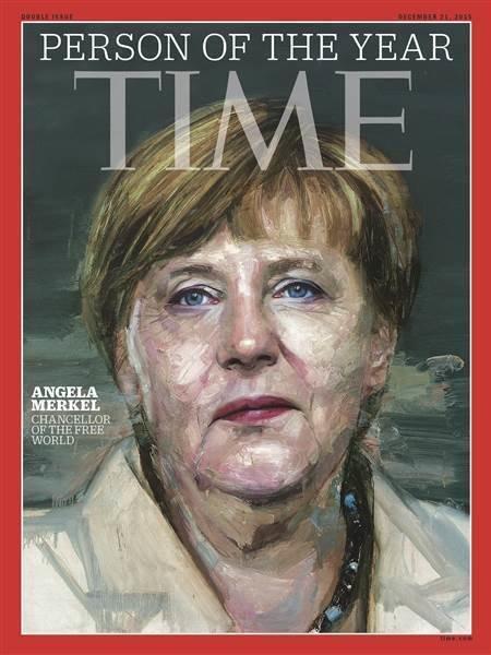 Angela Merkel 2015 - 1