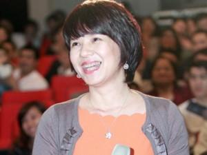 Phim - Diễm Quỳnh lần đầu làm giám khảo Liên hoan truyền hình