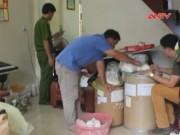 Video An ninh - Chặt đứt đường dây buôn chất cấm tạo nạc tại TP.HCM