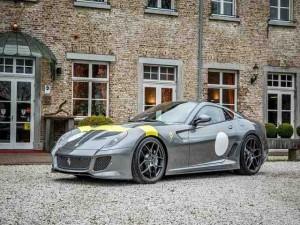 """Mức giá """"sốc"""" của siêu xe Ferrari 599 GTO 2011"""