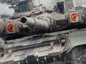 Sức mạnh xe tăng chủ lực T-90 Nga điều tới Syria