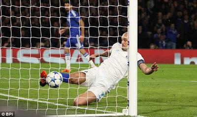 """Chi tiết Chelsea - Porto: Các """"người hùng"""" rời sân (KT) - 3"""