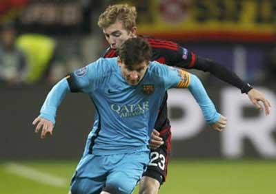 Chi tiết Leverkusen - Barca: Bài học đau đớn (KT) - 5