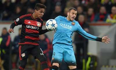Chi tiết Leverkusen - Barca: Bài học đau đớn (KT) - 6