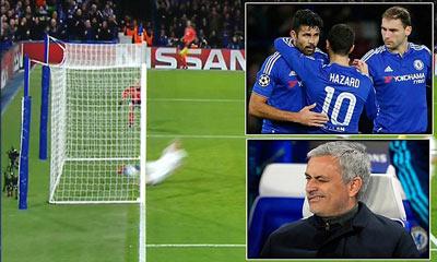 """Chi tiết Chelsea - Porto: Các """"người hùng"""" rời sân (KT) - 8"""