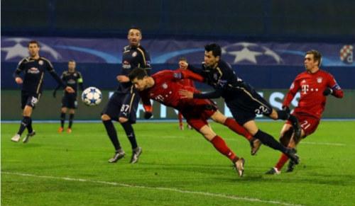 Dinamo Zagreb - Bayern Munich: Không hề nương tay - 1