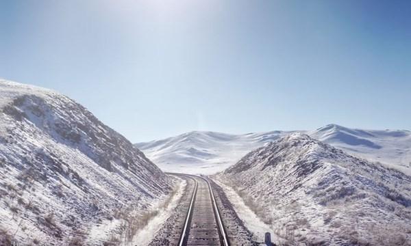 Mùa đông trắng trên thảo nguyên Mông Cổ - 2