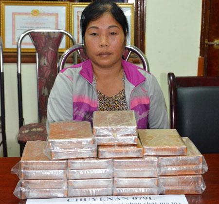 Bà trùm ma túy kiếm tiền tỷ chỉ để... ngắm cho vui - 1