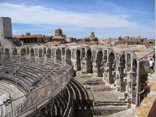 5 đấu trường La Mã cổ hiên ngang thách thức thời gian - 10