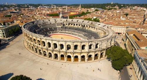 5 đấu trường La Mã cổ hiên ngang thách thức thời gian - 11
