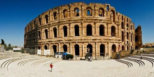 5 đấu trường La Mã cổ hiên ngang thách thức thời gian - 2
