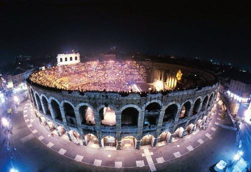 5 đấu trường La Mã cổ hiên ngang thách thức thời gian - 3