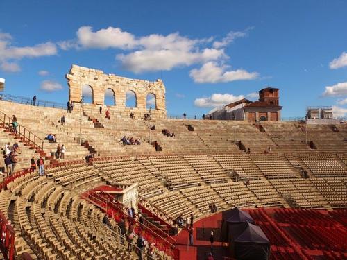 5 đấu trường La Mã cổ hiên ngang thách thức thời gian - 4