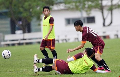 Đội U-23 Việt Nam chuẩn bị VCK châu Á: Ám ảnh chấn thương - 1