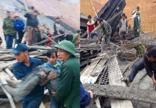 Vụ sập cây xăng ở Hà Tĩnh: Ai phải chịu trách nhiệm? - 1