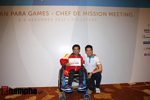 Đoàn thể thao NKT Việt Nam trở về trong chiến thắng - 3