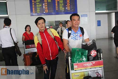Đoàn thể thao NKT Việt Nam trở về trong chiến thắng - 5