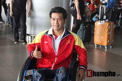 Đoàn thể thao NKT Việt Nam trở về trong chiến thắng - 7