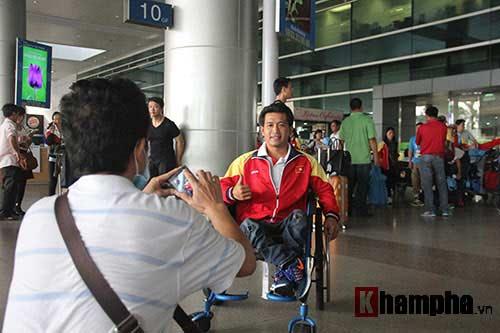 Đoàn thể thao NKT Việt Nam trở về trong chiến thắng - 6