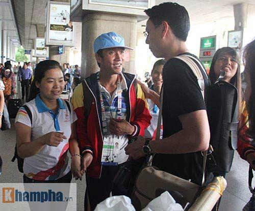 Đoàn thể thao NKT Việt Nam trở về trong chiến thắng - 9