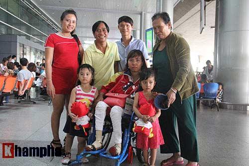 Đoàn thể thao NKT Việt Nam trở về trong chiến thắng - 11