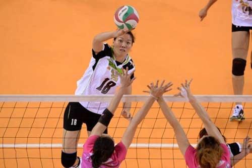 Tin thể thao HOT 10/12: Ngọc Hoa & CLB Thái vô địch lượt đi - 1