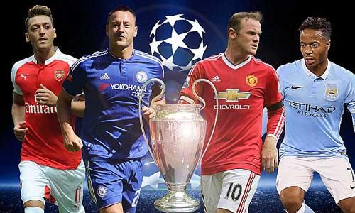 """Man City: """"Lá cờ đầu"""" của người Anh tại trời Âu - 2"""