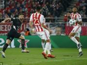 Bóng đá - Chi tiết Olympiakos - Arsenal: Thần thoại giữa đời thường (KT)